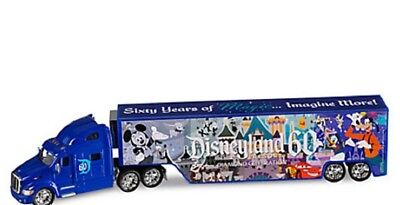 Disneyland 60th Diamond Celebration Die Cast Hauler Truck