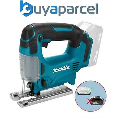 Makita JV183D 18v Cordless Lithium Ion Jigsaw - Bare Unit - BL1813G Compatible