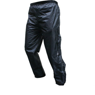 Roxter Waterproof Over Rain Trousers Motorcycle/motorbike Pants