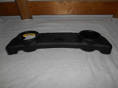 Baby Trend Sit N Stand stroller tray. Rear parent tray