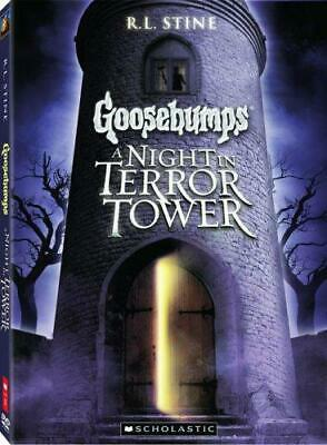 Goosebumps: Night in Terror Tower [DVD] [Region 1] [US Import] [NTSC], Very Good