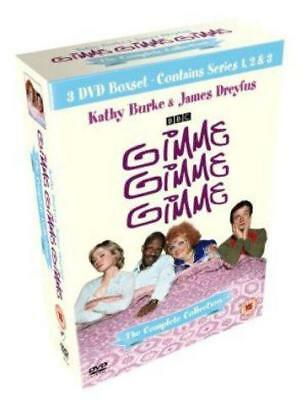 Gimme Gimme Gimme: the Complete Collection [DVD] [1999], Good DVD, Jonathan Harv