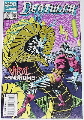 Deathlok #30 from Dec 1993 VF+ to NM-