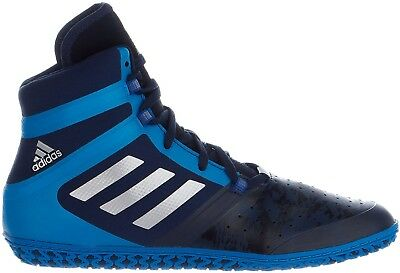 adidas Flying Impact Mens Wrestling Shoes - Blue