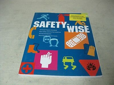 Collectible Girl Scout Safety Wise  Book