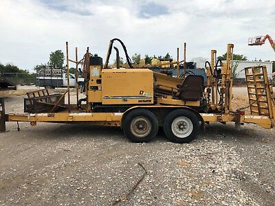 00 Vermeer 7x11a  Directional Drill Package - Miles Equipment Sales