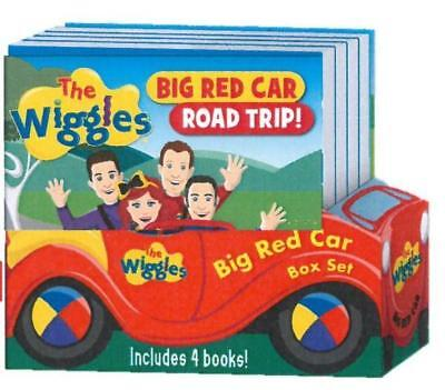 NEW The Wiggles : Big Red Car Box Set By Pty Ltd. Wiggles Hardcover