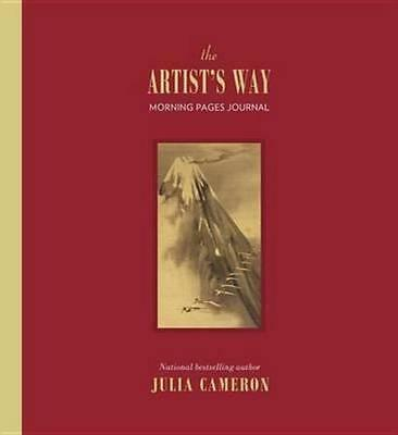 NEW The Artist's Way Morning Pages Journal By Julia Cameron Hardcover
