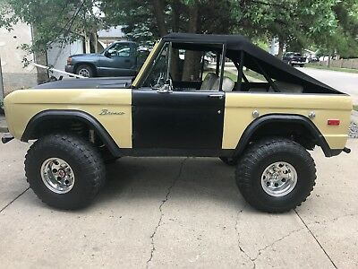 Ford: Bronco ford bronco 1970