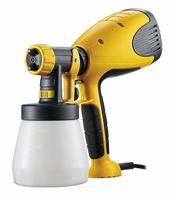 Wagner W 100 Electric Paint Sprayer for Wood & Metal paint - interior and exteri