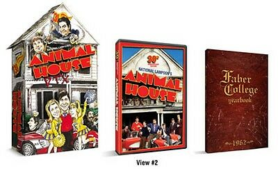 National Lampoon's Animal House DVD 2008 2-Disc Set new 30th Anniversary NIP