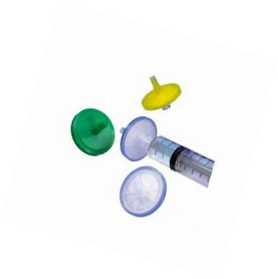 Neolab 7/8703 HPLC Syringe Filter Coded RC 25 mm 0.45 mm Diameter, Yellow (Pack