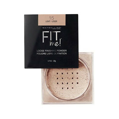 MAYBELLINE Fit Me! Loose Finishing Powder - Light