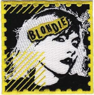 Blondie Postage New Sew/Iron on Patch pop music band cool jacket coat