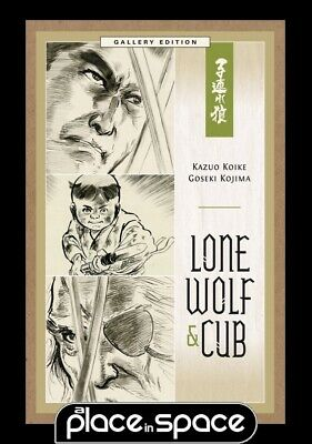 Lone Wolf & Cub Gallery Ed - Softcover