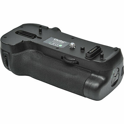 Vivitar MB-D18 Pro Series Multi-Power Battery Grip for Nikon D850 DSLR Camera