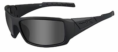 744ff5b7903 WILEY X TWISTED Black Ops Sunglasses Smoke Grey Matte Black Frame ...
