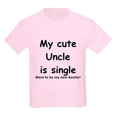 2fbc0b335 MY UNCLE IS Single Onesies Baby Gift Funny Cute Boy Girl Clothes ...