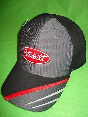 PETERBILT HAT:     *FITTED* Competition  Cap       *FREE SHIPPING *