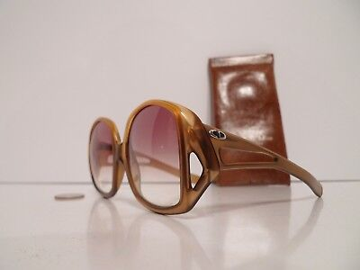 0636a955b8fa Vintage Christian Dior Sunglasses w  Original Case Made in Germany CD  Awesome !