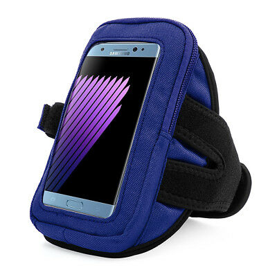 Sports Running Gym Armband Case Holder for Samsung Galaxy Note 8 / S9+/ HTC U12+