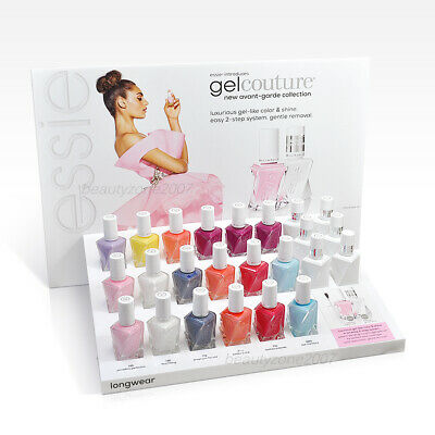Essie Gel Couture Nail Polish avant-garde Collection 0.46oz *Choose any color*