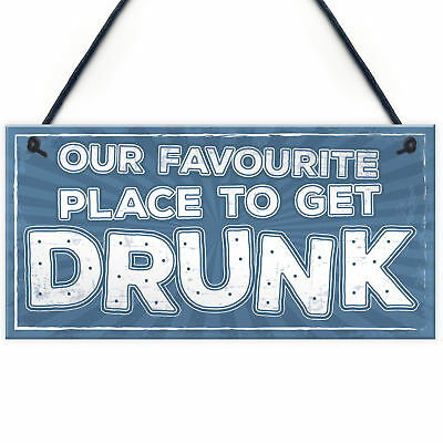 Funny Garden Shed Sign Hot Tub Jacuzzi Pool Kitchen Man Cave Plaque FRIEND GIFT