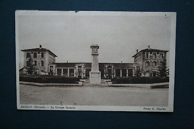 34 Herault Bessan Groupe Scolaire Photo G. Charles