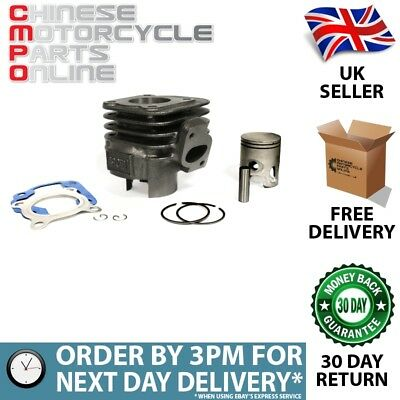 50cc Scooter Cylinder Kit 1E40QMA for Aeon Cobra 50, Keeway Venus 50 (TECK07)