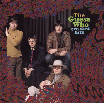 The Guess Who - Greatest Hits [New CD]