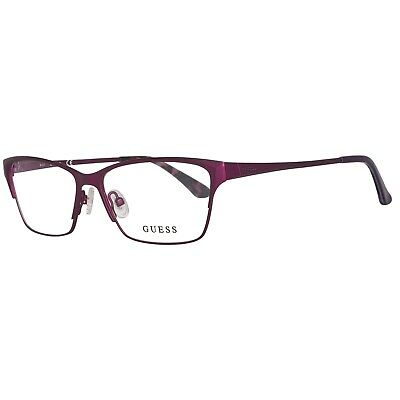 GUESS Brille Damen Lila