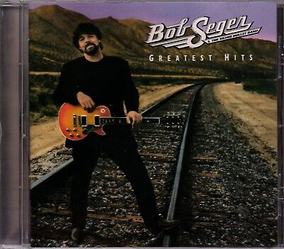 BOB SEGER & THE SILVER BULLET BAND - Greatest Hits - CD Album *Best Of**Singles*