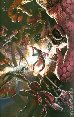 Secret Wars (3rd Series) 1L 2015 Ross Variant 2nd Printing NM Stock Image