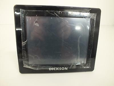 Dickson FH635 Touchscreen Temperature and Humidity Recorder