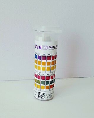 PH Tester Paper 2.0 - 9.0 fixed indicator Strips