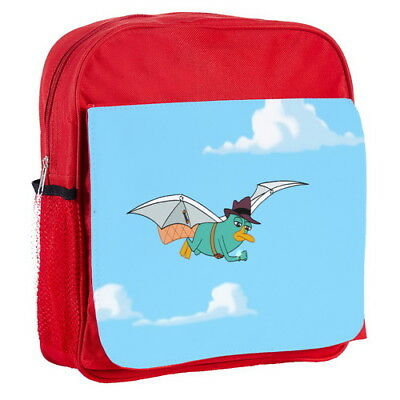 Perry the Platypus New Kids Adjustable Strap Backpack p3_01 w2099