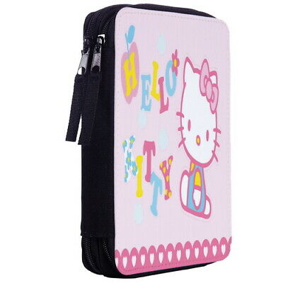 Kitty Color Pen Case Bag Stationery Kit p10_01 w2022