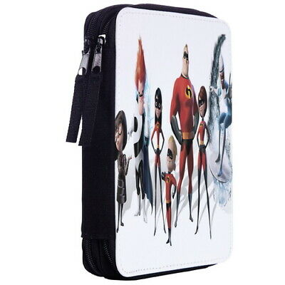 The Incredibles Color Pen Case Bag Stationery Kit p10_01 w2023