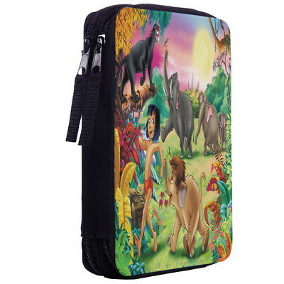 The Jungle Book Color Pen Case Bag Stationery Kit p10_01 w2024