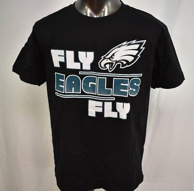 Youth Boys NFL Philadelphia Eagles Fly Shirt LOOK S, M, L, XL