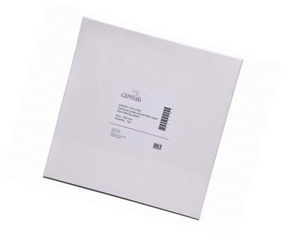 Camlab 1171127 Grade 1103 [3] Technical Smooth Filter Paper, Diameter 240 mm (Pa