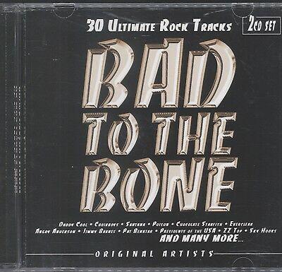 Bad To The Bone - Various Artists  2CD STARTEL