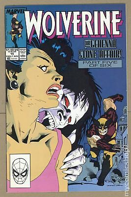 Wolverine (1st Series) #15 1989 NM- 9.2