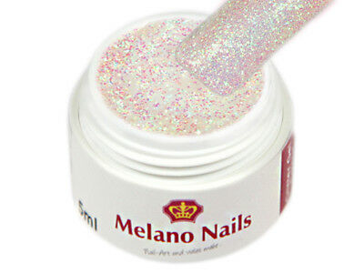 Glitter UV Gel Made in Germany 5ml Glitter Colour Changing