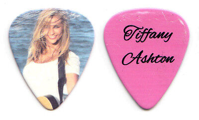 Tiffany Ashton Signature Photo Guitar Pick - 2018 Tour