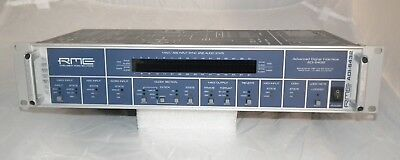 RME ADI-6432 64 Channels of Format Conversion from MADI to AES and AES to MADI