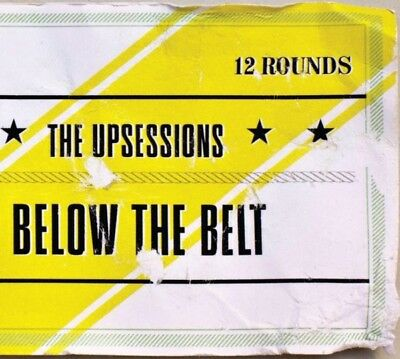 The Upsessions - Below The Belt CD Grover NEW