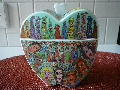 "James Rizzi ""Big Apple Girls"" Rosenthal Studio"