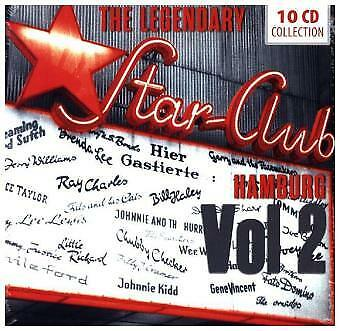 V/ A - Stars At The Legendary Star Club Hamburg Vol.2 CD (10) Documents NEU