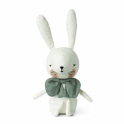 Picca Loulou - Bon Ton Toys Blanco Conejo 18cms - Regalo Boxed-Suitable